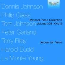 Jeroen van Veen & Friends - Minimal Piano Collection XXI-XXVI, 8 CDs