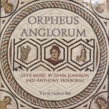 Yavor Genov - Orpheus Anglorum, CD