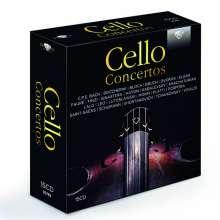 Cello Concertos, 15 CDs