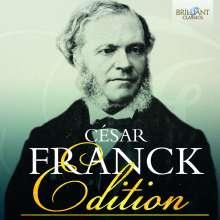 Cesar Franck (1822-1890): Cesar Franck Edition, 23 CDs
