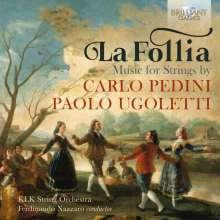 Carlo Pedini (geb. 1956): La Follia, CD