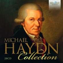 Michael Haydn (1737-1806): Michael Haydn Collection, 28 CDs