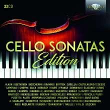 Cello Sonatas Edition, 33 CDs