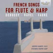 French Songs für Flöte & Harfe, CD