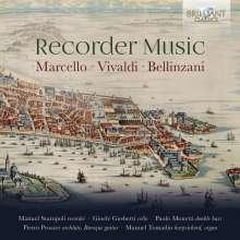 Recorder Music - Italienische Flötensonaten, CD