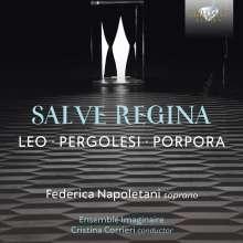 Nicola Antonio Porpora (1686-1768): Salve Regina G-Dur, CD