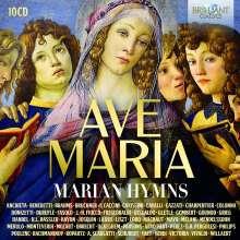 Ave Maria - Marian Hymns, 10 CDs