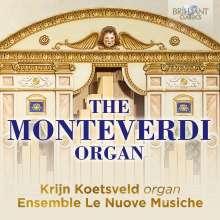 Klop-Orgel Martinuskerk Hoogland - The Monteverdi Organ, CD