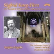 Sigfrid Karg-Elert (1877-1933): Orgelwerke Vol.15, CD