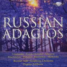 Russian Adagios, CD