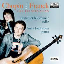 Frederic Chopin (1810-1849): Sonate für Cello & Klavier op.65, CD