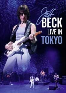 Jeff Beck: Live In Tokyo - 9.4.2014, DVD