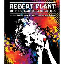 Robert Plant: Live At David Lynch's Festival Of Disruption 2016, DVD