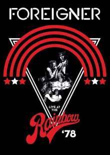 Foreigner: Live At The Rainbow '78, DVD