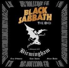 Black Sabbath: The End: Live In Birmingham, 2 CDs