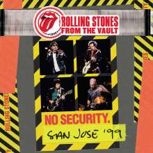 The Rolling Stones: From The Vault: No Security. San Jose '99 (180g), 3 LPs