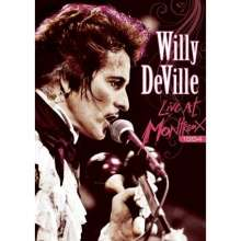 Willy DeVille: Live In Montreux 1994, DVD