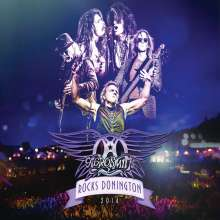 Aerosmith: Rocks Donington 2014 (180g), 4 LPs