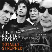 The Rolling Stones: Totally Stripped, 2 LPs und 1 DVD
