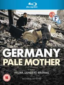 Germany, Pale Mother (Blu-ray) (UK-Import mit deutscher Tonspur), Blu-ray Disc