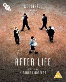 After Life (1998) (Blu-ray) (UK Import), Blu-ray Disc