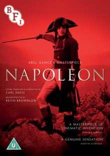 Napoleon (1927) (UK Import), 4 DVDs