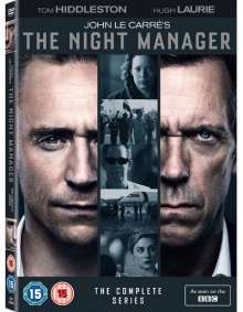 The Night Manager Season 1 & 2 (Complete Collection) (UK Import), 2 DVDs