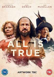 All Is True (2018) (UK Import), DVD