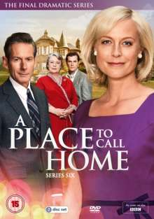 A Place to Call Home Season 6 (UK Import), 2 DVDs