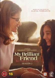 My Brilliant Friend Season 2 (UK Import), 2 DVDs