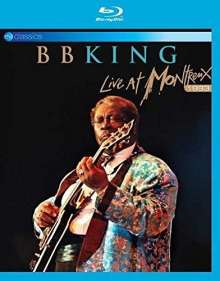 B.B. King: Live At Montreux 1993 (EV Classics), Blu-ray Disc