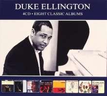 Duke Ellington (1899-1974): Eight Classic Albums, 4 CDs