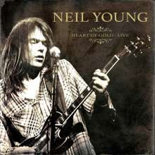 Neil Young: Heart Of Gold: Live, 10 CDs