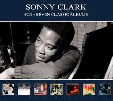 Sonny Clark (1931-1963): Seven Classic Albums, 4 CDs