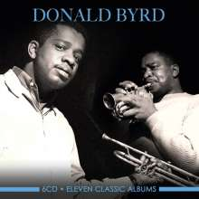 Donald Byrd (1932-2013): Eleven Classic Albums, 6 CDs