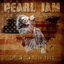 Pearl Jam: Live In San Diego 1995 (Limited Numbered Edition) (Halloween Orange Vinyl), 3 LPs