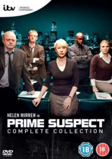 Prime Suspect (1991-2003) (Complete Collection) (UK Import), 10 DVDs