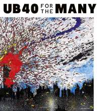 UB40: For The Many, CD