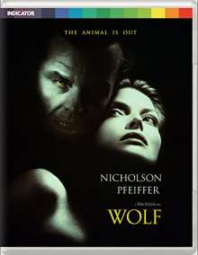 Wolf (1994) (Blu-ray) (UK Import), Blu-ray Disc