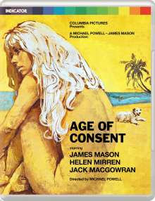 Age Of Consent (Blu-ray) (UK Import), DVD