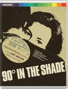 90 Degrees in the Shade (1965) (Blu-ray) (UK Import), Blu-ray Disc