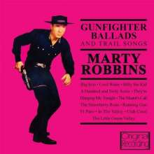 Marty Robbins: Gunfighter Ballads And Trail Songs, CD