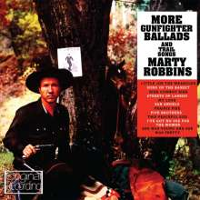 Marty Robbins: More Gunfighter Ballads And Trail Songs, CD