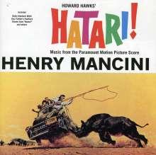 Filmmusik: Hatari!, CD