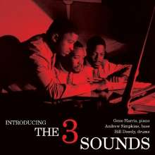 The Three Sounds: Introducing The 3 Sounds, CD