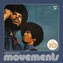 "Movements Vol.10, 2 LPs und 1 Single 7"""