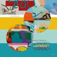 Jason Nazary: Spring Collection (Colored Vinyl), LP