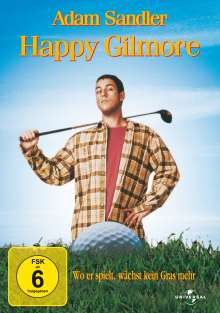 Happy Gilmore, DVD