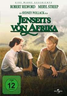 Jenseits von Afrika, DVD