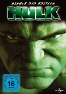 Hulk, DVD